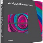 Machine virtuelle - Windows 8 Professionnel 32Bits en Français